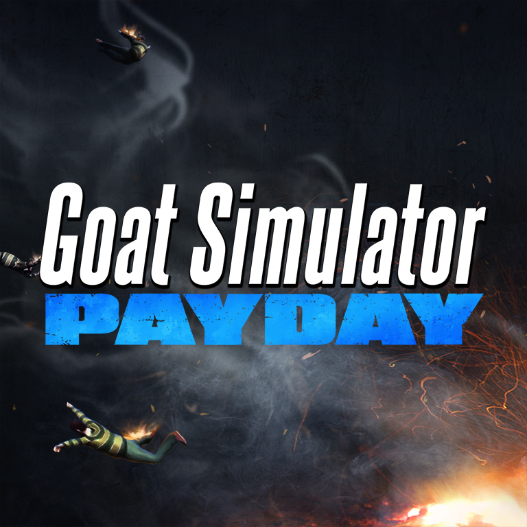 Goat Simulator PAYDAY now available for iOS and Android!