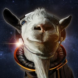 Goat Sim in Space